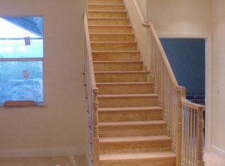 Straight Stairway