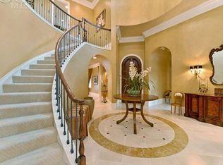Curved Stairway in Bonita Springs FL