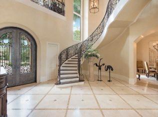 Serpentine Stairway